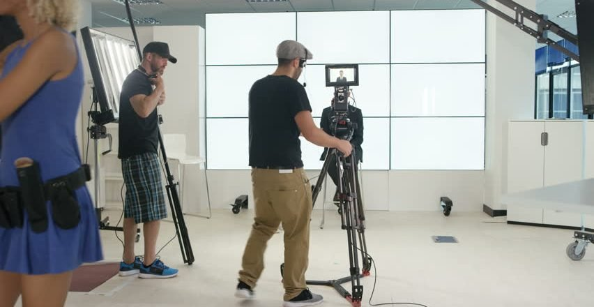 Crew at Massachusetts Studios Talk Health and Safety in the Film Industry